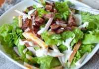 Šefa salāti (fotorecepte)