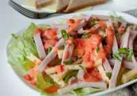 Prāgas salāti (fotorecepte)