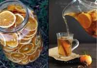 Uzmundrinošā apelsīnu tēja ar garšvielām