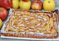 Atkarību izraisošs ābolu pīrāgs šveiciešu gaumē