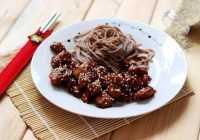 Lieliskas ātrās vakariņas Āzijas gaumē! Vista terijakī mērcē (fotorecepte)
