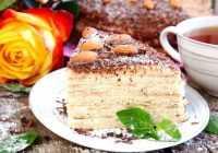 Pannā pagatavojama skābā krējuma torte
