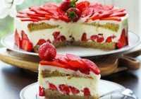 "Franču konditorejas šarmantā torte a-la ""Frasier"""