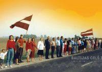"""Izstāde """"BALTIJAS CEĻAM – 30"""""""
