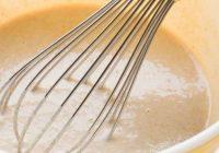 Labākā recepte, lai pagatavoto kraukšķīgu mīklu no olām. Garšīgi un vienkārši!