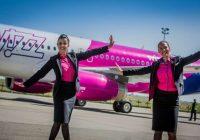 Wizz Air avioparks ir viens no jaunākajiem pasaulē