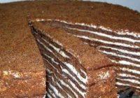 """Torte """"Nutella'': maiga, gaisīga un neparasti garšīga"""
