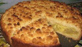 Karaliskais ābolu pīrāgs: satriecoši garšīgs