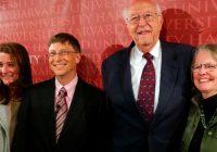 Bils Geitss nosaucis 3 lietas, kuras izdarīja viņa vecāki, lai viņš gūtu panākumus. Pareiza pieeja!
