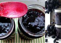 Vīnogu džems