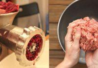 Ko var pagatavot no 1 kg maltās gaļas: izdevīgi piedāvājumi aizņemtām saimniecēm