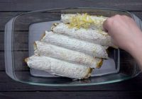 Kā pagatavot vistu kartupeļu pankūkās