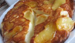 Biezpiena – ābolu sacepums ar kanēļa aromātu. No šāda garduma nav iespējams atteikties!