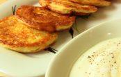 Kartupeļu pankūkas jaunā veidā: jūs būsiet patīkami pārsteigti